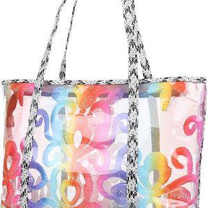 Dámská průhledná taška Baolin