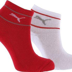 Dětské ponožky Puma - 2 ks vel. EUR 27 - 30, UK 9 - 11,5