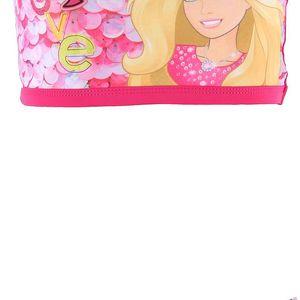 Dívčí plavky Barbie vel. 5 let, 110 cm