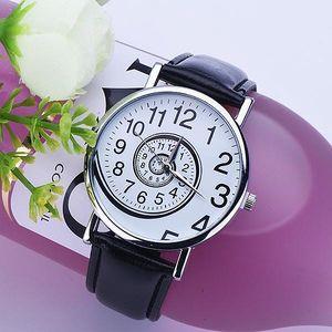 Dámské náramkové hodinky s nekonečným ciferníkem - dodání do 2 dnů