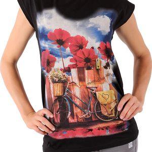 Dámské tričko Retrica vel. M