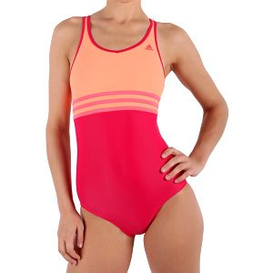 Dívčí plavky Adidas Performance vel. 7 - 8 let, 128 cm