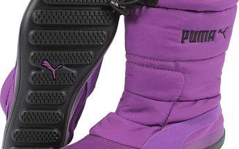 Dámská zimní obuv Puma Zooney vel. EUR 37,5, UK 4,5