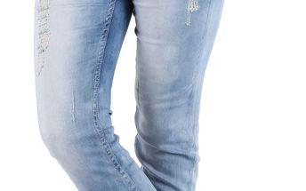 Dámské jeansové kalhoty Rock Angel vel. S