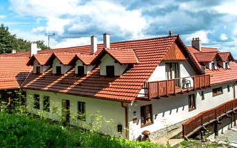 3 dny s neomezeným wellness na chatě Jana na samotě v Bílých Karpatech