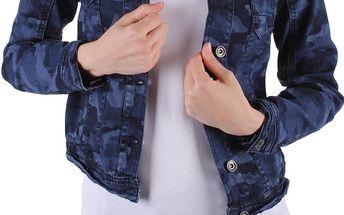 Dámská jeansová bunda Rock Angel vel. M