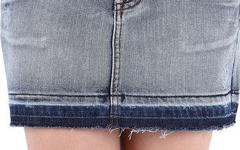 Dámská jeansová sukně Rock Me vel. XS