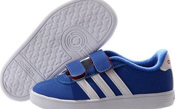 Dětská obuv Adidas Vlneo Court CMF LO INF vel. EUR 22, UK 5,5K