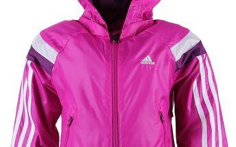 Dívčí bunda Adidas Performance vel. 2 roky, 92 cm