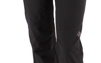 Dámské softshellové kalhoty Alpine Pro vel. EUR 42, UK 16