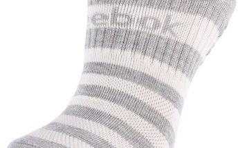 Dámské ponožky Reebok vel. EUR 35,5 - 38, UK 3 -5