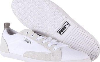 Pánská obuv Puma Slim Court Stripes Blocks vel. EUR 44, UK 9,5