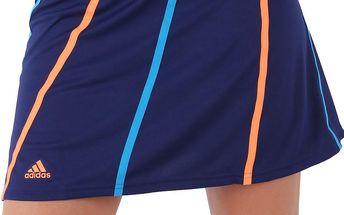 Dívčí tenisová sukně Adidas Performance vel. 5 - 6 let, 116 cm