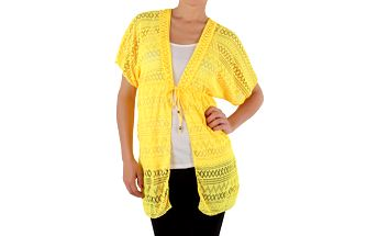Dámský cardigan Power Flower vel. XL