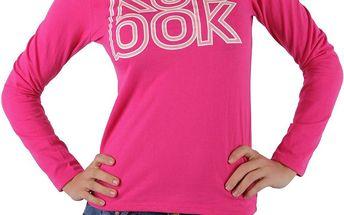 Dívčí tričko Reebok vel. 10 let, 140 cm