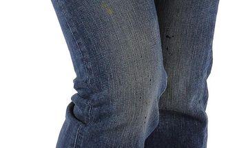 Dámské jeansové kalhoty Adidas Originals vel. W 28, L 34
