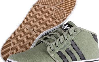 Pánská kotníková obuv Adidas Seeley Mid vel. EUR 40, UK 6,5