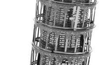 3D kovové puzzle - šikmá věž v Pise - skladovka - poštovné zdarma