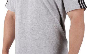 Pánská sportovní polokošile Adidas Performance vel. XL