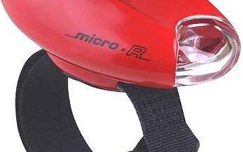 Světlo na kolo Sigma Micro R zadní červené + Doprava zdarma