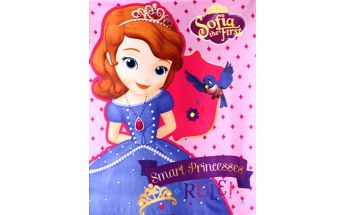 Dívčí deka Disney Sofia