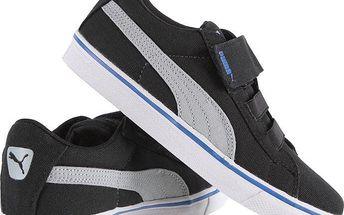 Dětská obuv Puma S Canvas Vulc V vel. EUR 23, UK 6