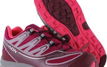 Dívčí outdoorová obuv Salomon XA PRO 2 WP K vel. EUR 38, UK 5