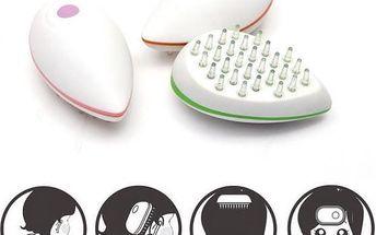 Elektrický masážní kartáč - dodání do 2 dnů