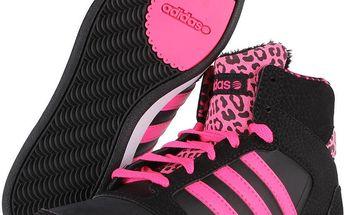 Dámská kotníková obuv Adidas Bbhoops CST Animal vel. EUR 39 1/3, UK 6