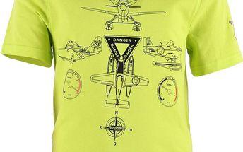 Chlapecké tričko Reebok vel. 6 - 7 let, 128 cm