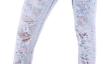 Dámské jeansové kalhoty Realty vel. L/ 40