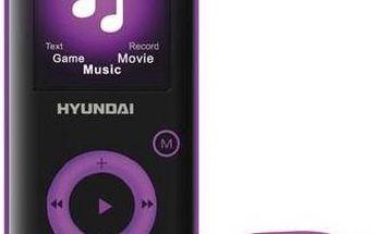 Hyundai MPC 883 FM, 8GB černý/fialový