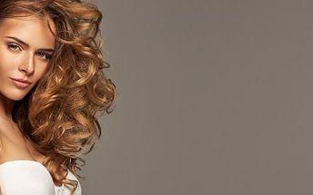 Dámský střih včetně foukané nebo barvení či melír pro jakoukoli délku vlasů v Prima Studiu za super ceny