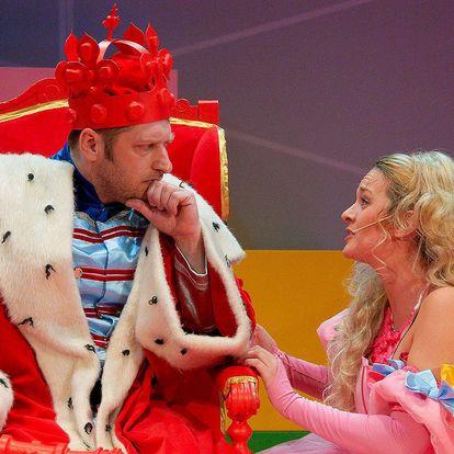 Pohádkový muzikál Princové jsou na draka