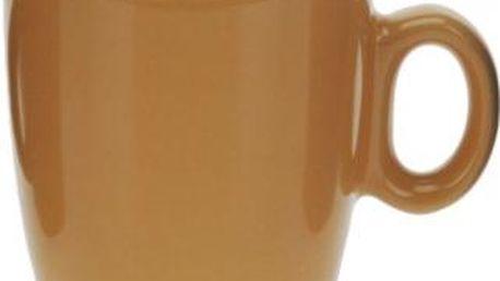 Hrnek 200 ml, oranžový EXCELLENT KO-Q75100360oran