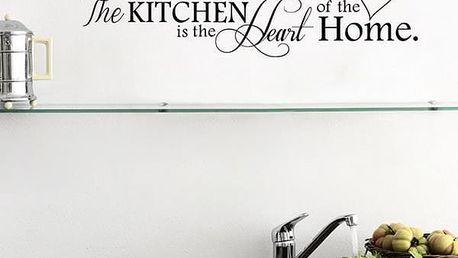 Samolepka na zeď - Kuchyně
