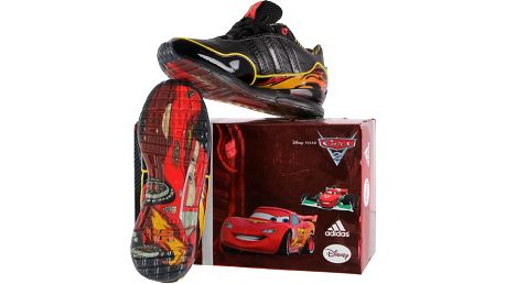 Dětská obuv Adidas Disney Cars 2 vel. EUR 33, UK 1