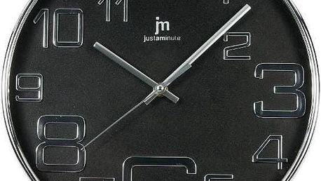 Lowell 00820N nástěnné hodiny