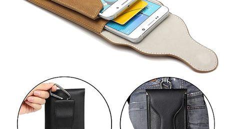 Univerzální závěsné pouzdro na mobilní telefon