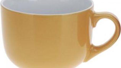 Hrnek 12x8 cm, oranžový EXCELLENT KO-Q75100390oran