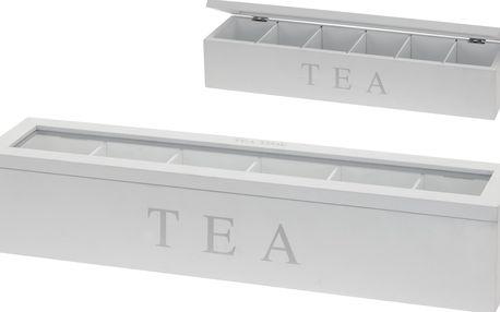 Zásobník na čajové sáčky