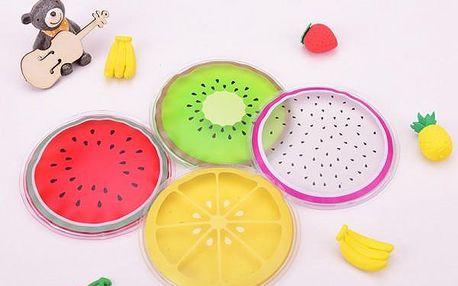 PVC chladící podložka v podobě ovoce - dodání do 2 dnů