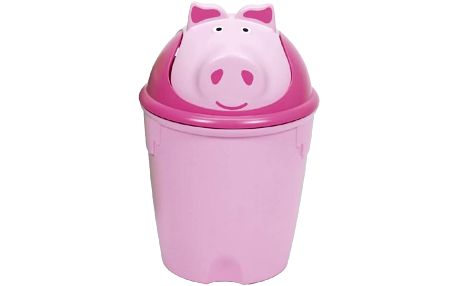 Odpadkový koš dětský Prasátko CURVER
