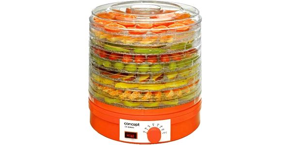 Sušička ovoce Concept IQ Space SO-1021 oranžová