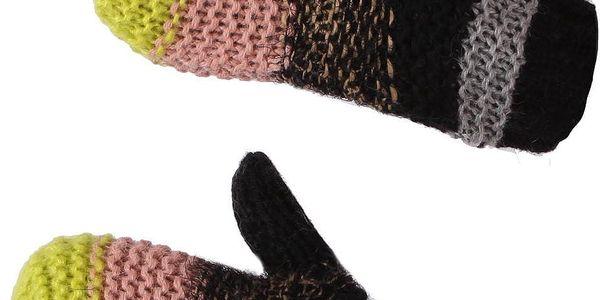 Dámské zimní rukavice Pieces vel. M / L