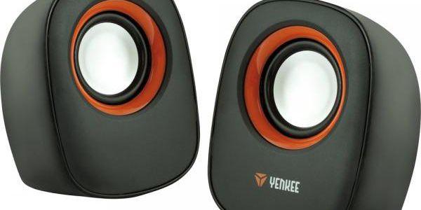 Yenkee Mini Reproduktory 2.0 (YSP 2001BK)
