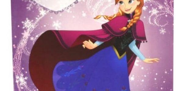 Školní sešit - Ledové království - Anna - č. 440 - 5 kusů - dodání do 2 dnů