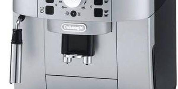Espresso DeLonghi Magnifica ECAM22.110SB černé/stříbrné + Doprava zdarma