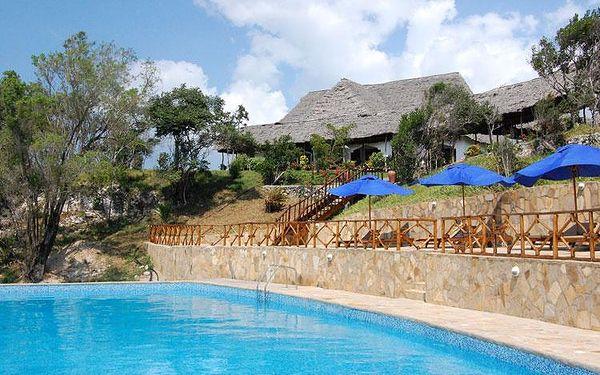 Zanzibar - na 9 až 11 dní, polopenze s dopravou letecky z Prahy