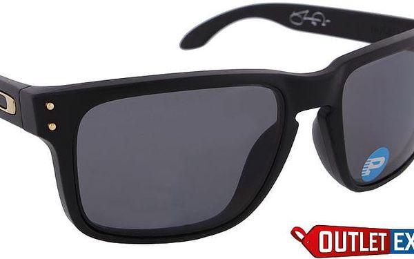 Sluneční brýle Oakley Hollbrook OO9102-17